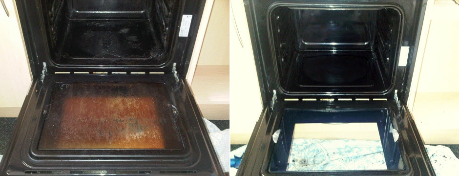 Oven Cleaning in Torquay